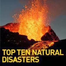 Top Ten Natural Disasters - 10 thảm họa thiên nhiên thiệt hại nhất